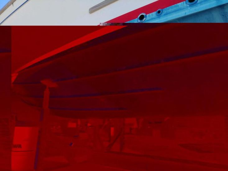 2000 Swordsman 37 Aft Cabin