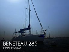 1988 Beneteau First 285 Wing Keel