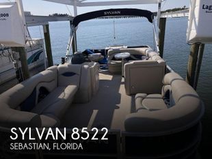 2016 Sylvan Mirage 8522 Cruise N Fish
