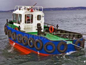Mooring boat with 0tbp capacity