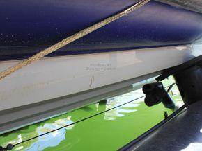 South Boats 9m RIB  - Hull Close Up