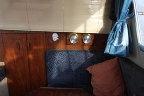 wheelhouse seating