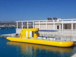 18.8m New Build 85 pax Semi Submarine for immediate sale