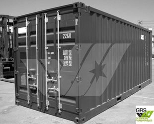 20ft Dry Goods Container DNV 2.7-1 Offshore Container for Sale / #1106680