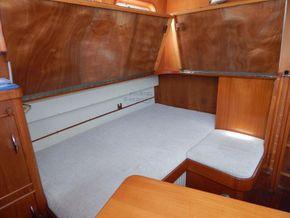 Dutch Steel Cruiser fly bridge - Galley