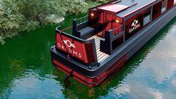 Oakums 60ft Narrowboat NEW