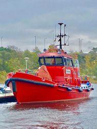Workboat 18,50 meter ice going