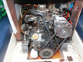 Mustang 30  - Engine