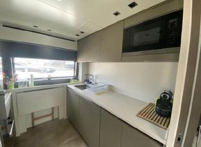 Carine Yachts  - Luxury Yacht Brokerage | SANLORENZO SX76 2019 | Photo 14