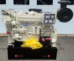 425 HP CUMMINS NTA855-M NEW SURPLUS MARINE ENGINES