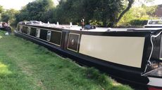 62ft Trad Narrowboat