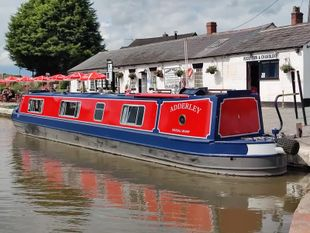 Adderley - 50ft traditional stern narrow boat