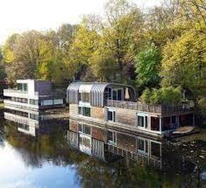 Floating Homes UK Land For Sale Near London