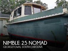 1992 Nimble 25 Nomad
