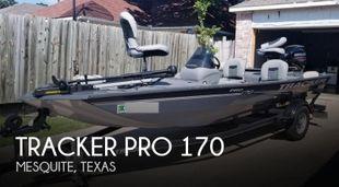 2018 Tracker Pro 170