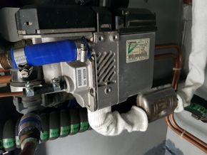 Engine Room 5 Webasto Heater