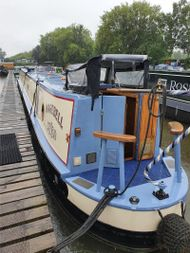 Aqualine 70 ft Narrow boat