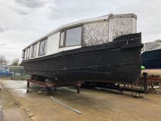 Houseboat for Completion