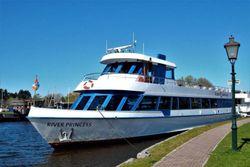 Modern Passenger Boat 250 pax