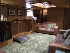 "DUTCHBARGE  ""CETUS"" 70ft x13ft"