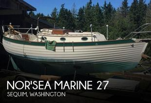 1977 Nor'sea Marine 27