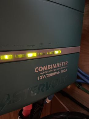 3000 kva inverter/charger