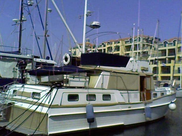 1997 Grand Banks 42 Heritage