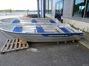 LINDER 355 ALUMINIUM DINGHY WANTED