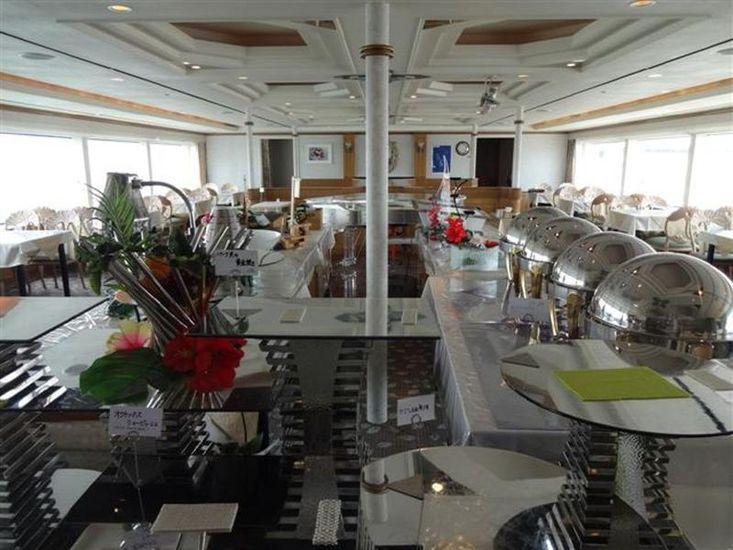 300pax Resaurant Cruise Vessel