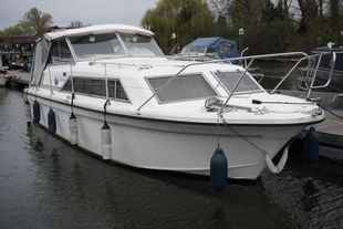 1987 Fairline Mirage