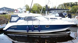 Aquador 26HT Built 2004