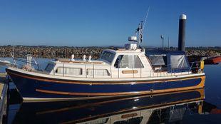 Nelson 34 Offshore Motor Vessel.