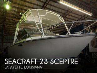 1984 SeaCraft 23 Sceptre