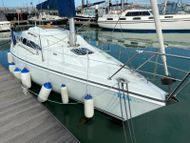 1993 Hunter Horizon 273 - Bilge Keel