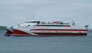 230' Catamaran RoPax Ferry