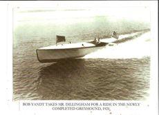 1921 Custom Yandt Boats Gentleman's Racer