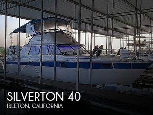1984 Silverton 40 Aft Cabin