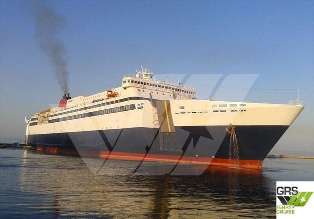 196m / 350 pax Passenger / RoRo Ship for Sale / #1056261
