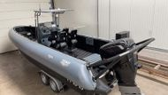 RIBB 900 OBD diesel powered HDPE RHIB