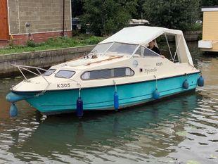 1984 Shetland 570 30hp E.F.I Mariner