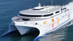 2015 built ,HSC Incat,692 Pax, 85 Meter loa , for sale