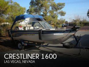 1999 Crestliner Superhawk 1600