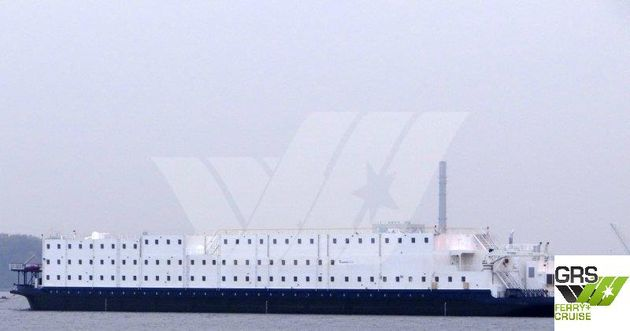 135m Accommodation Ship for Sale / #1082245