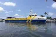 157' Fast Crew Supply Vessel