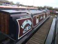 Long John 50ft 1991 Mindland Canal 4 berth cruiser stern narrowb