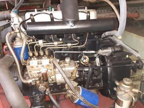 Dutch Barge 27.65 Well equiped liveaboard with TRIWV valid until nov 2023 - Generator