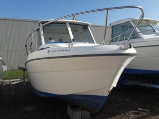 1999 MERRY FISHER 580