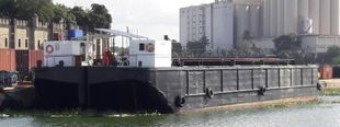 1991 Split Barge For Sale & Charter