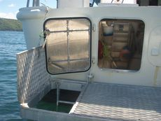 Charter Boat