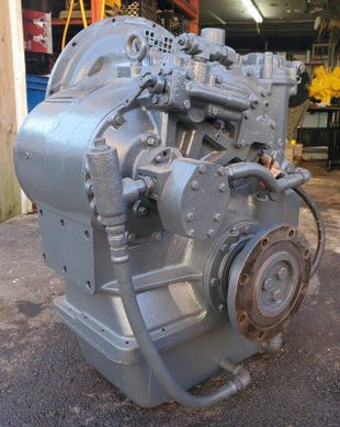 5 TO 1 TWIN DISC MG514 REBUILT MARINE GEARBOX